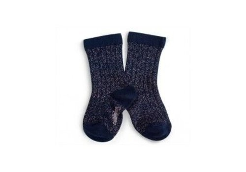 Collegien Lurex socks - NUIT ETOILEE - Collégien