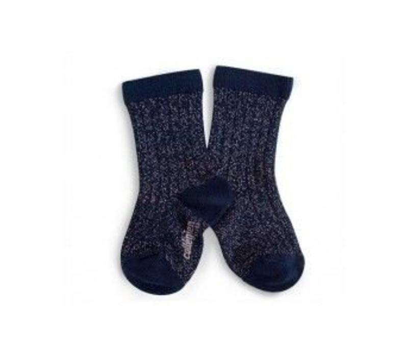 Lurex socks - NUIT ETOILEE - Collégien