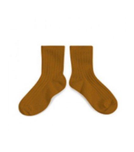 Collegien Ankle Socks - Moutarde de Dijon - Collégien