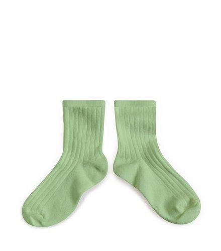 Collegien Ankle Socks - Tilleul - Collégien