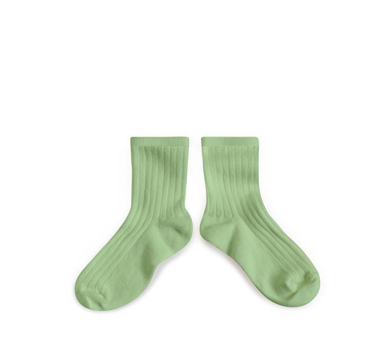 Ankle Socks - Tilleul - Collégien