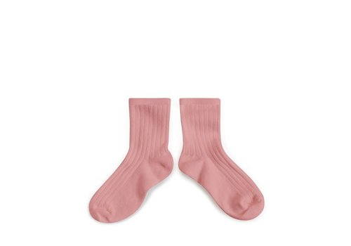 Collegien Ankle Socks - Rose Quartz - Collégien