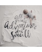 Mies & Co SWADDLE (great adventures)
