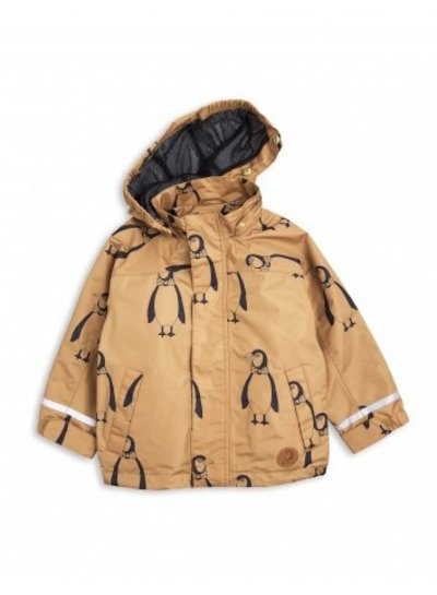 Mini Rodini Edelweiss Jacket Brown