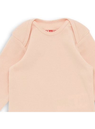 Bonton Baby Undershirt Rose Coquillage