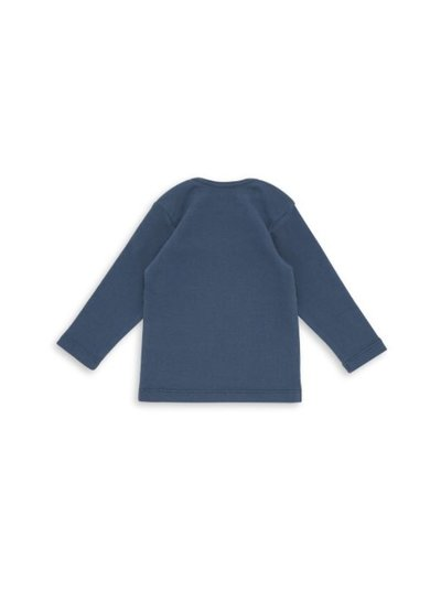 Bonton Baby Undershirt Bleu Infini