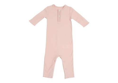 Bonton Baby Overall Rose Coquillage