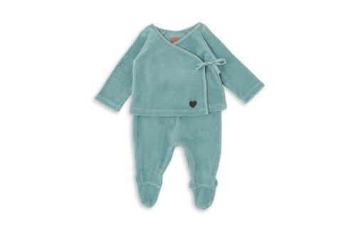 Bonton Baby New Born Set Bleu Nil