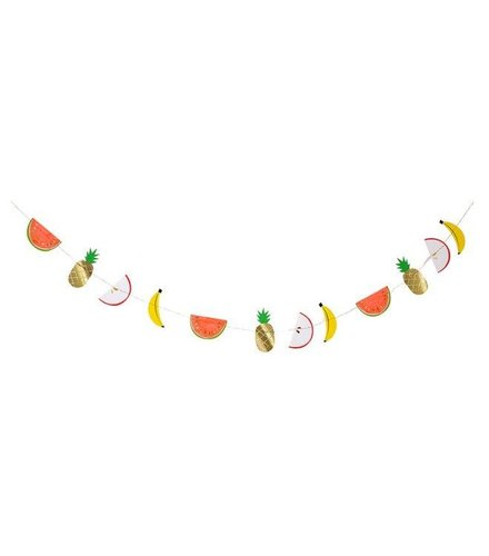 Meri Meri Fruit mini garland