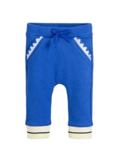 Billybandit Pantalon Bleu Fanion
