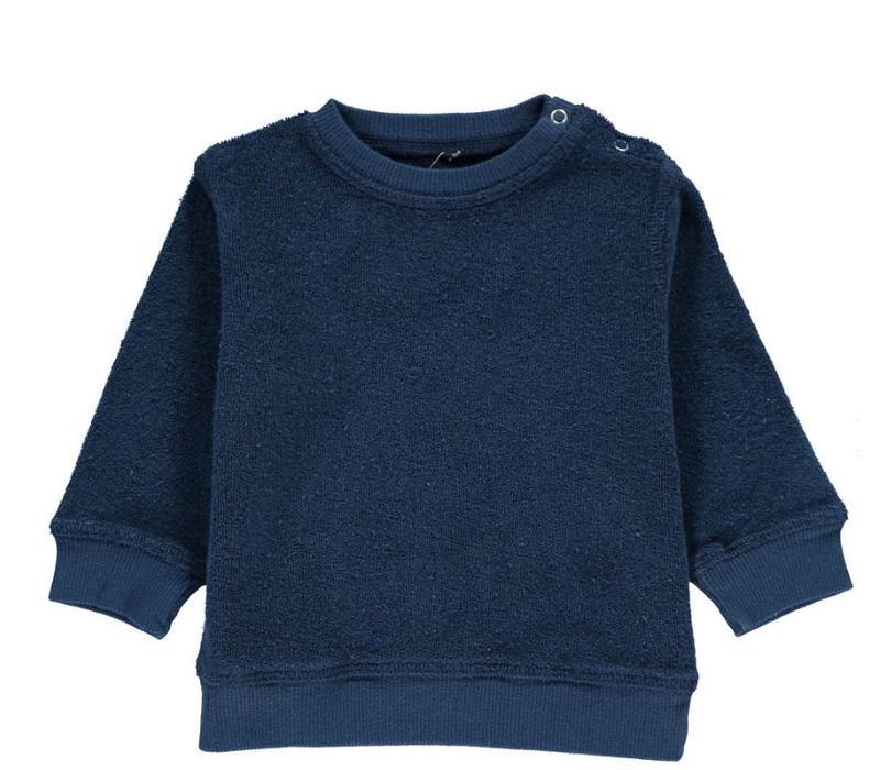 Baby Sweater Bleu Infini