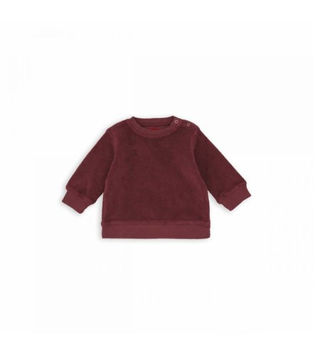 Bonton Baby Sweater Brunette