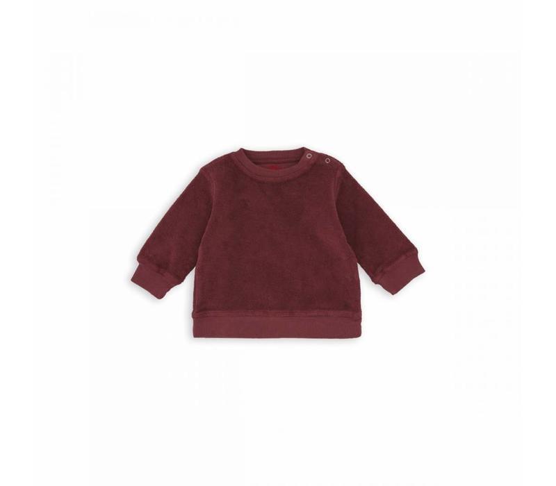 Baby Sweater Brunette