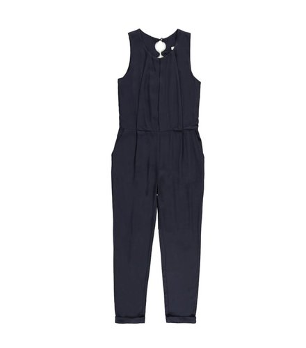 Chloé Jumpsuit Blue Officier