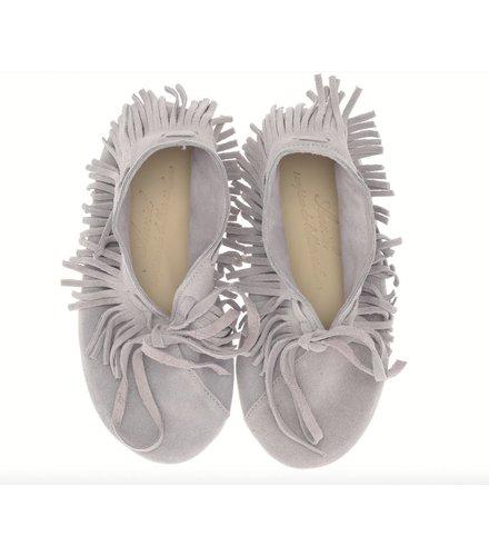 Anniel Shoes Anniel Kids Indianina Stone Grey Glitter