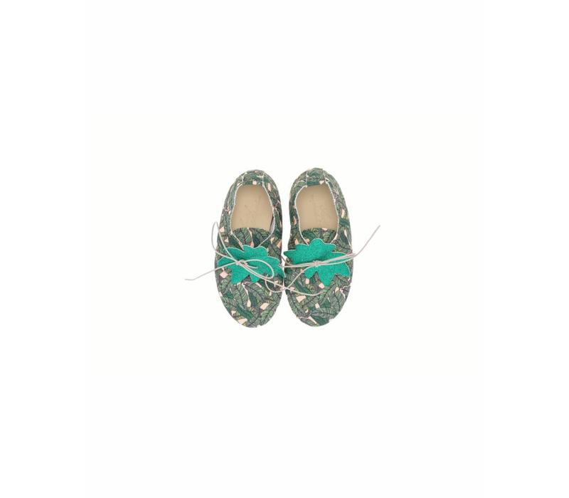 Anniel Kids Verde Green Shoes