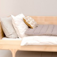 Solid Colour Pillow Case - Ivory