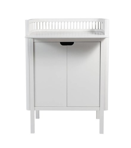 Sebra Sebra changing unit, white 79,5x74x90cm