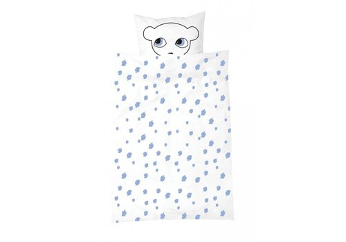 LUCKYBOYSUNDAY SLEEPY MAUSE BEDDING JUNIOR / 140 x 100 cm
