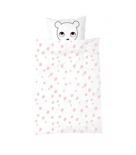 LUCKYBOYSUNDAY SLEEPY BUNTY BEDDING, JUNIOR / 140 x 100 cm