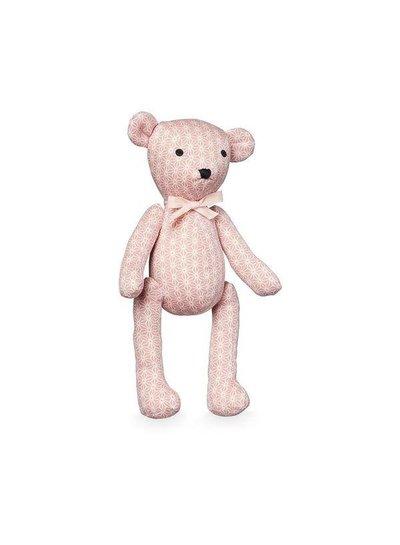 Cam Cam Copenhagen Teddy Bear, sashiko blush