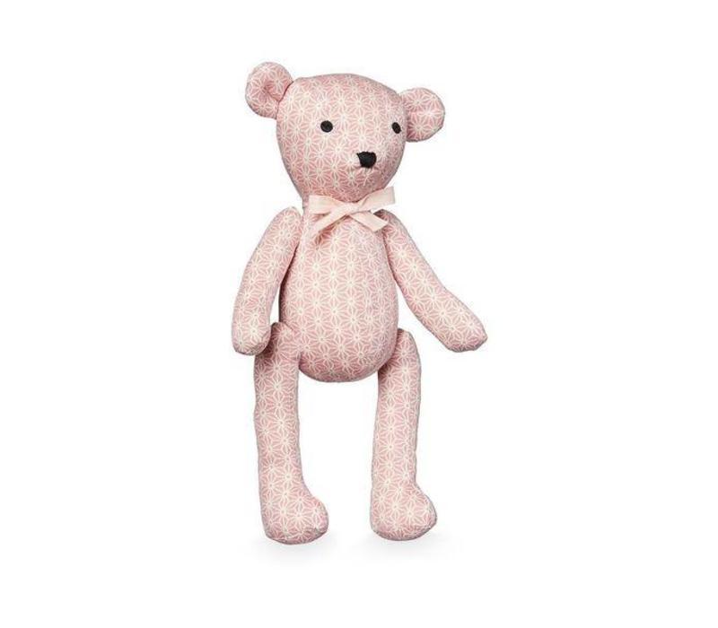Teddy Bear, sashiko blush