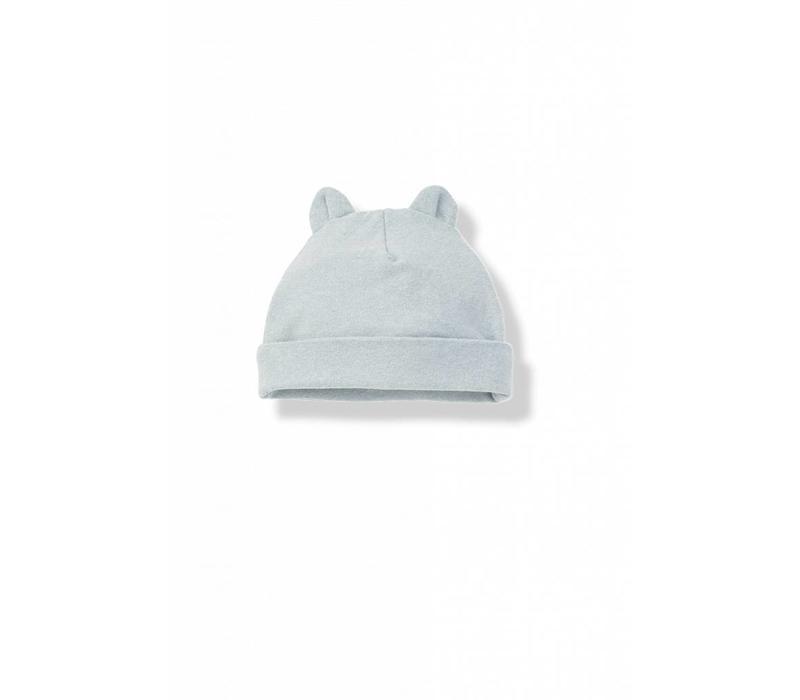 Sune Bonnet W/Ears Aqua