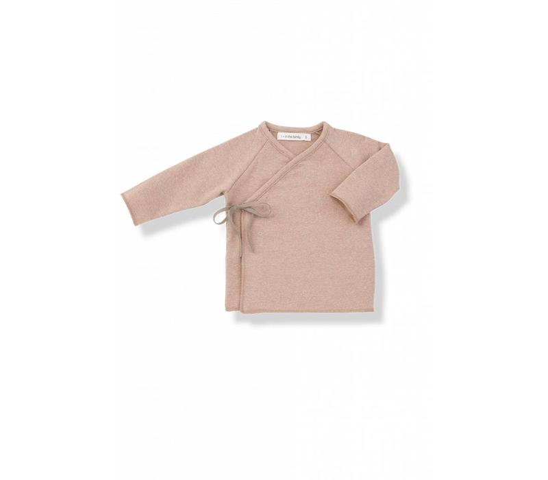 Myla-Eur Newborn Shirt Rose
