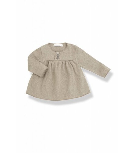 1 + More in the Family Annie Blouse Beige