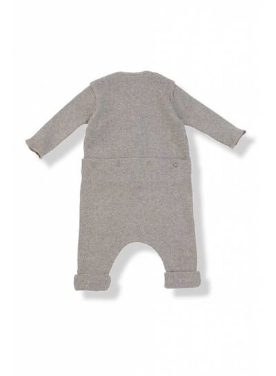 1 + More in the Family Tobias Jumpsuit Beige
