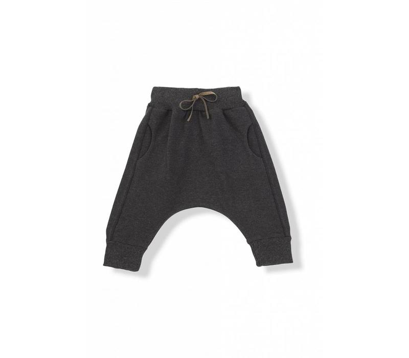 Adrian Baggy Pants Anthracite