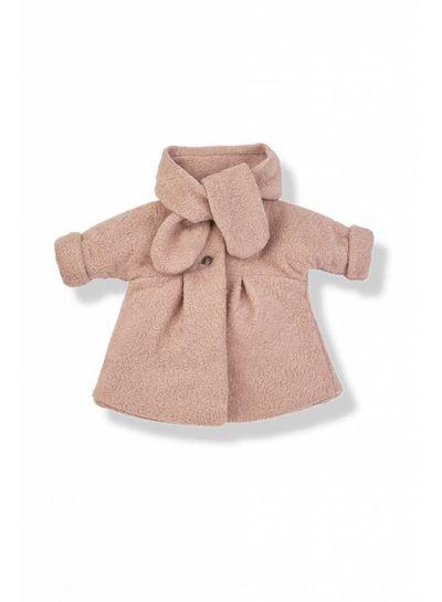 1 + More in the Family Elena Coat Rose