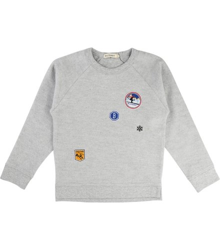 Billybandit Sweater winter, grey