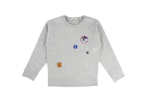 Billybandit Sweater winter, grey