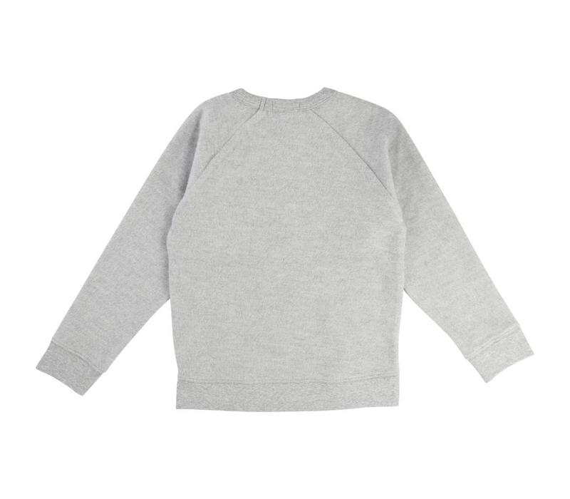 Sweater winter, grey