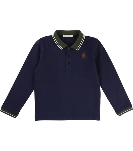 Billybandit Polo ceremonie, marine