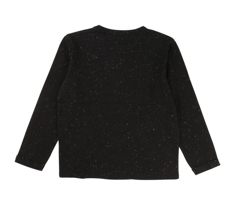 T-Shirt fall 1, black