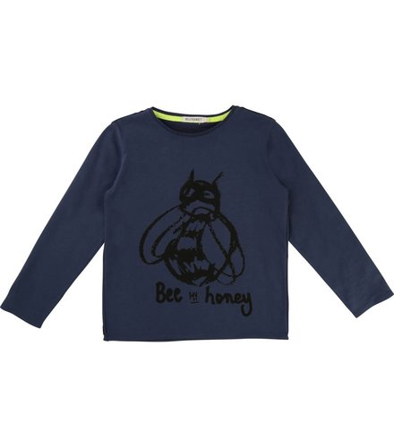 Billybandit T-Shirt fall 2, blue stone