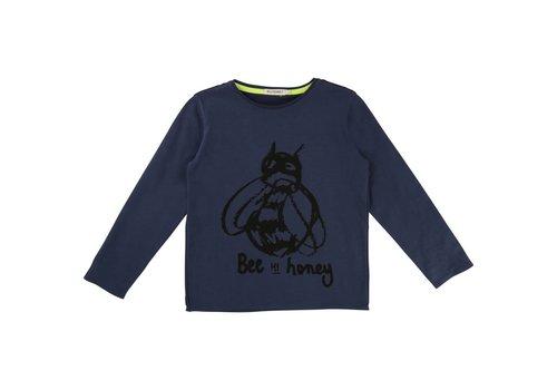 Billybandit T-Shirt fall 2, blue stone