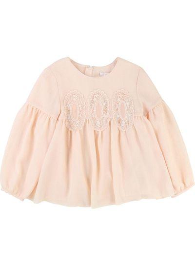 Chloé Blouse, pink