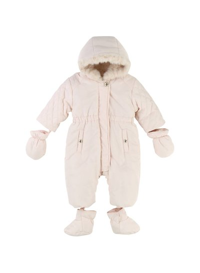 Chloé Baby overall pink