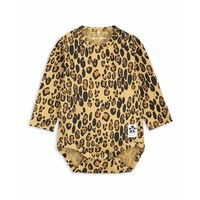 Basic Leopard Ls Body Beige