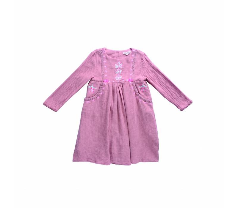 Dress Ellaba Rusty