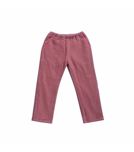 Louise Misha Pants Shenai Rusty