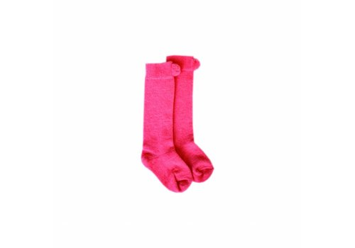 Louise Misha Socks Sweety Flamingo