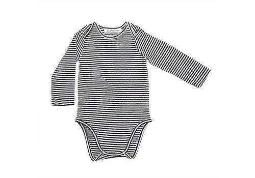MINGO Bodysuit B/W Stripes