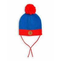 Block Hat Blue