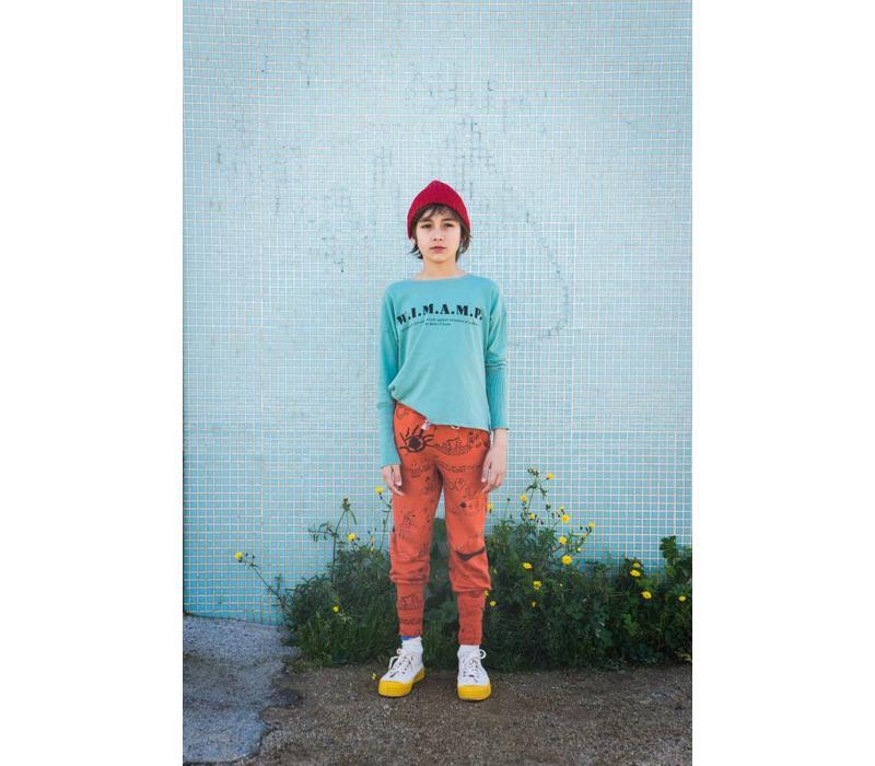 W.I.M.A.M.P. Green T-Shirt