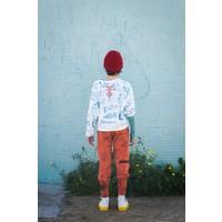W.I.M.A.M.P. White Sweatshirt