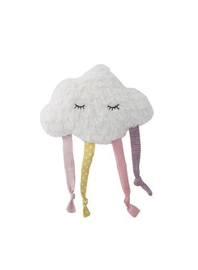 Bloomingville Plush Cloud, Rose, Polyester